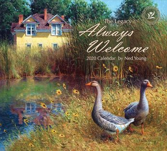 2020 Always Welcome-Legacy kalender