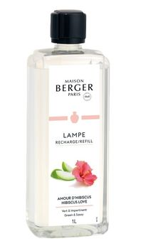 Lampe Berger Amour d'Hibiscus 1liter 116080