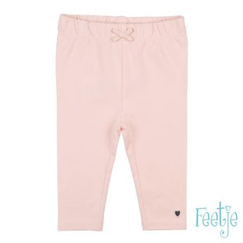 dots Legging roze