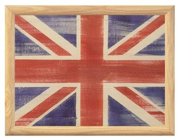 Pimpernel laptray union Jack